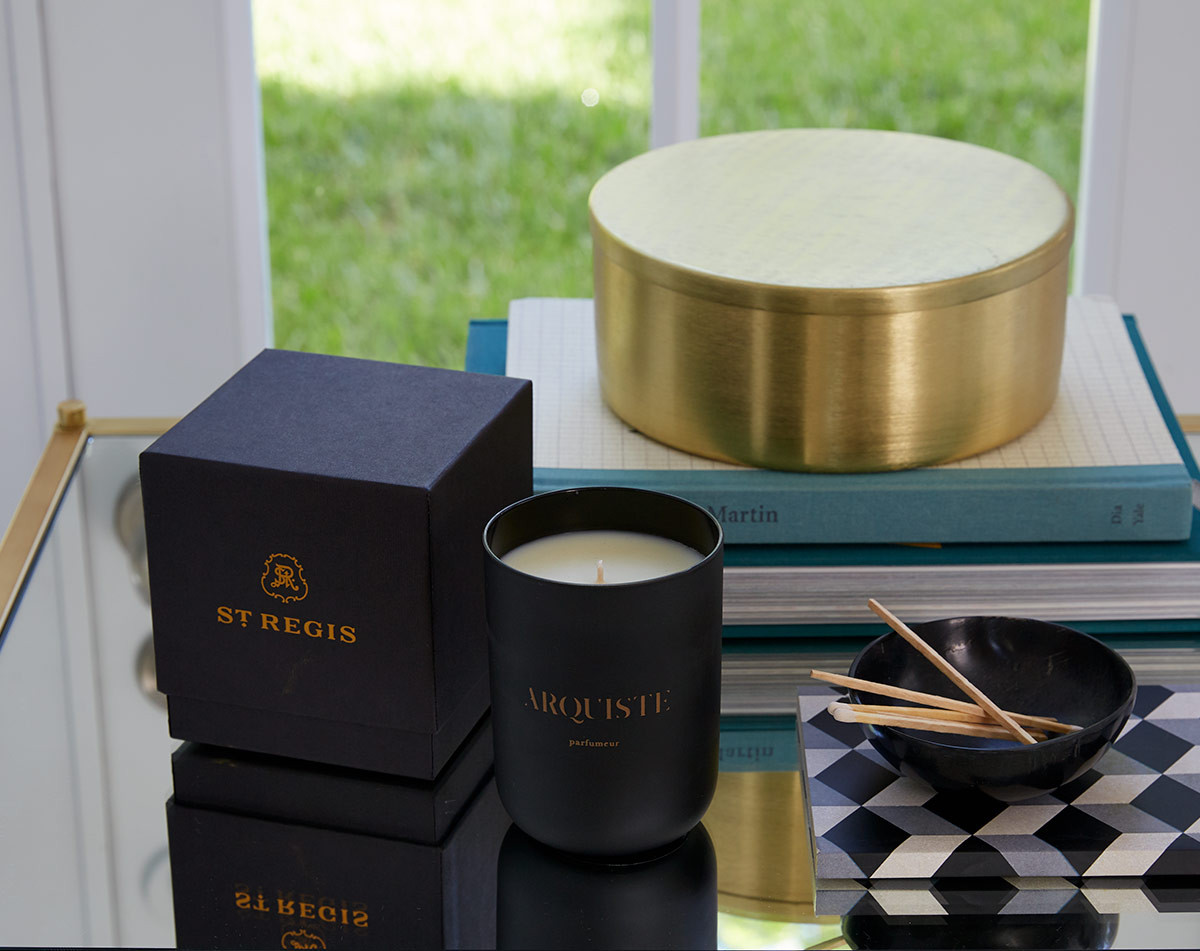 The St Regis Candle St Regis Boutique