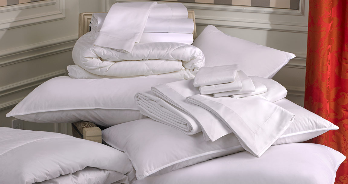 The St. Regis Signature Bedding